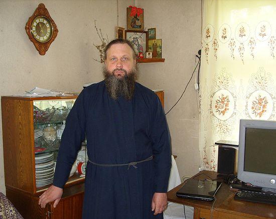 Протоиерей Агапит Альтсаар.