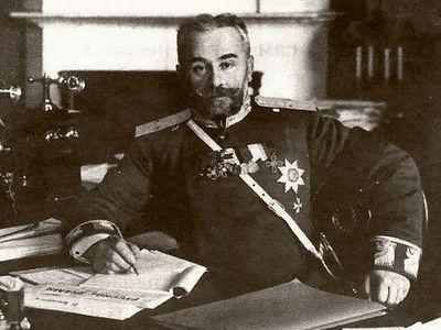 Настоящий русский патриот: В.Ф. фон дер Лауниц