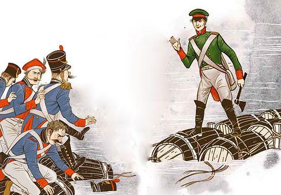 Иллюстрация Громовой Ольги