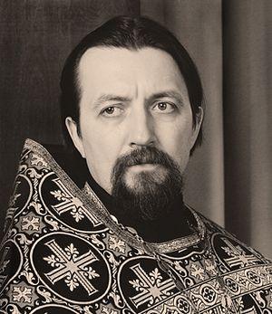 Протоиерей Максим Козлов.