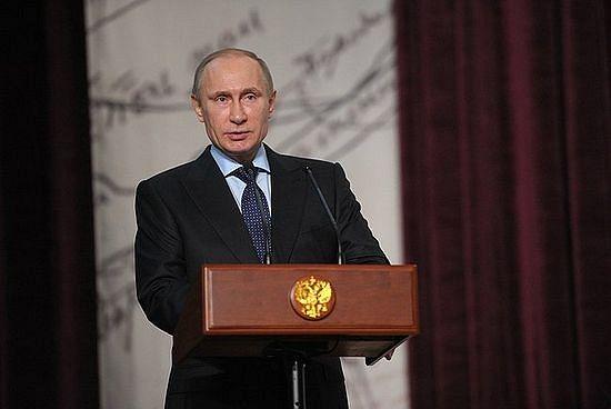 На Руском књижевном скупу. Фото прес-службе председника Русије