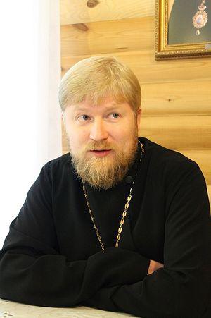 Иерей Георгий Харин.