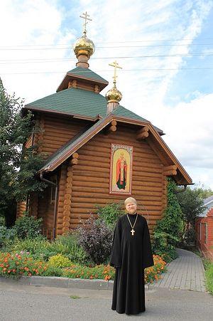 Иерей Георгий Харин. Фото: Екатерина Емельянова