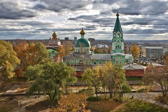 Троицкий собор г. Ижевска