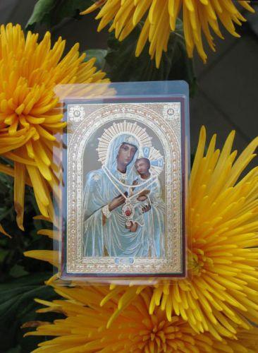 Образ Пресвятой Богородицы Песчанской от владыки Елисея.