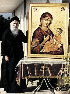 Elder Porphyrios the Kapsokalivite