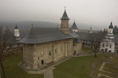 Нямецкий монастырь во имя Вознесения Господня. Румыния