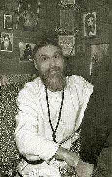 Отец Виталий (Сидоренко). Сергиев Посад, 1979 г.