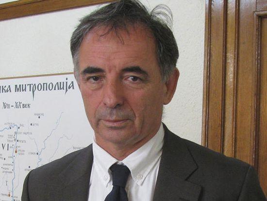 Милорад Пуповац, потпредсједник СДСС у Хрватској, фото: СРНА