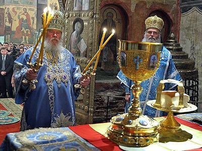 Последний день Патриарха, <br>или Русская Церковь всегда выполняет свои обещания