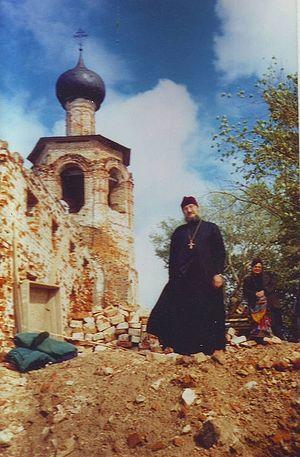 Священник Василий Павлов