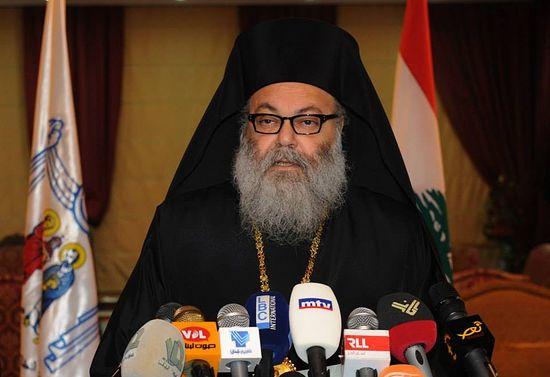 Блаженнейший Патриарх Антиохийский и всего Востока Иоанн Х