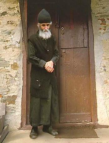 Старец Паисий.