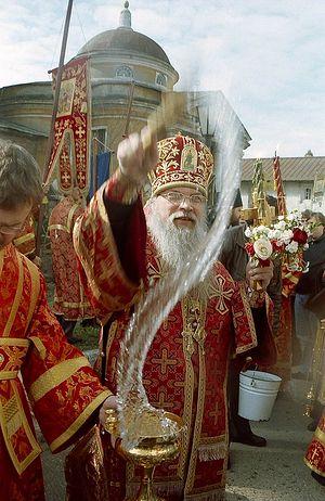 архиепископ Костромской и Галичский Алексий (Фролов) © Фото Екатерина Кожухова