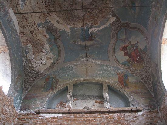 Храм в Камышево.