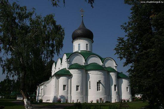 Троицкий собор города Александрова