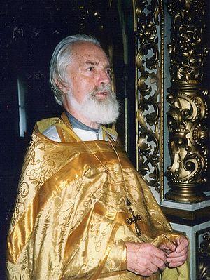 Протоиерей Николай Ведерников