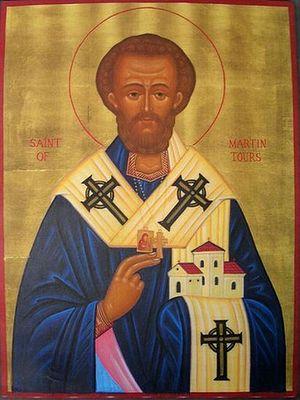 Святой Мартин Турский