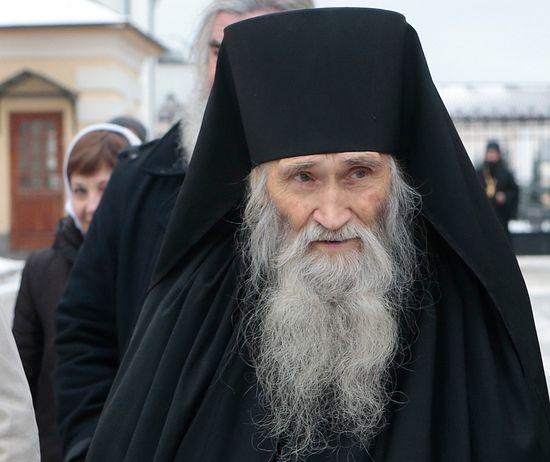Схиархимандрит Илија (Ноздрин) Фото: Владимир Ходаков