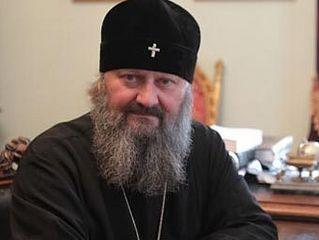 Наместник Киево-Печерской лавры митрополит Вышгородский и Чернобыльский Павел