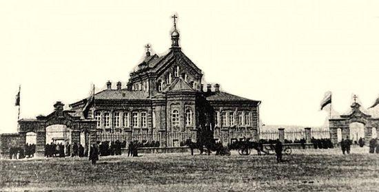 Семипалатинский женский монастырь.