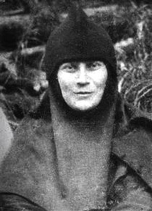 Настоятельница монастыря игуменья Екатерина.