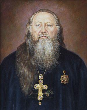 Отец Павел Милованов