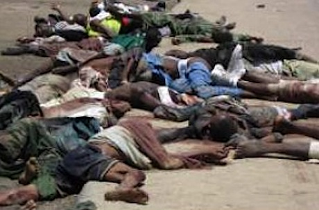 Christians killed in Jos, Nigeria