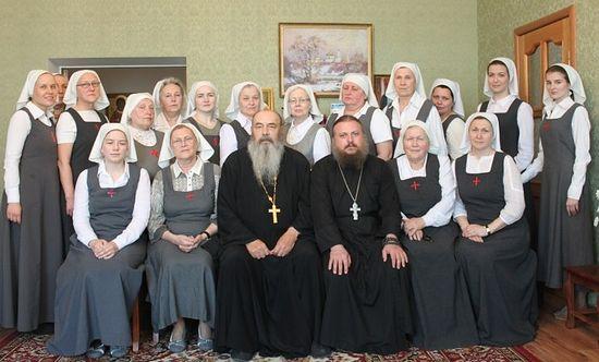 Община сестер милосердия