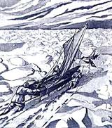 Drawing by V. Albanov