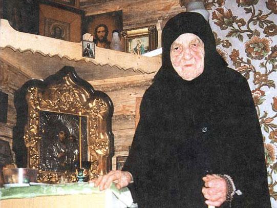 Cхимонахиня Сепфора