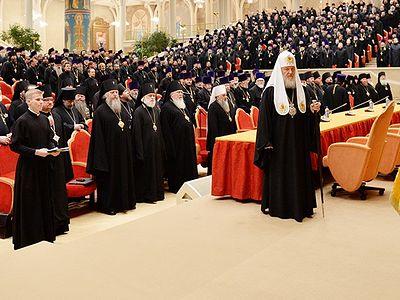«В докладе Патриарха важным было все»