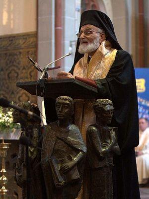 Патриарх Мелькитской Католической церкви Григорий III