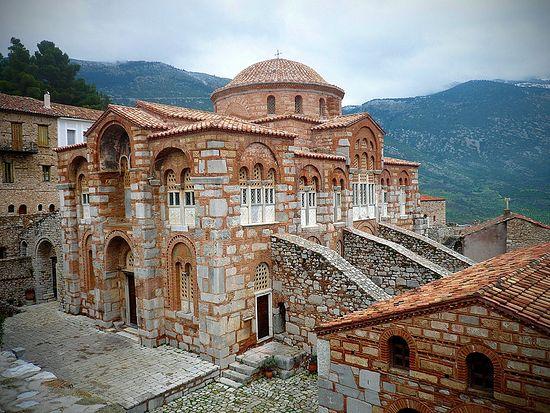 Monastery of Osios Lukas