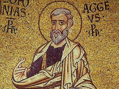 Пророк Аггей: и храм строить, и душу созидать