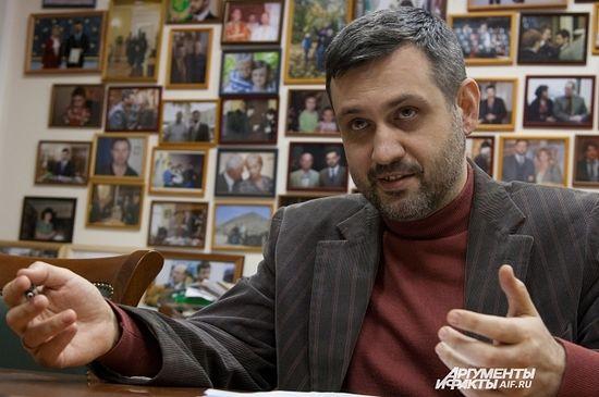 Владимир Легойда. Фото: АиФ / Роман Кульгускин
