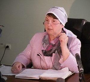 Лидия Константиновна Павлова
