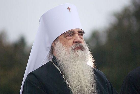 Митрополит Минский и Слуцкий Филарет (Вахромеев)