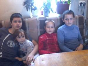 Дети Ишковых