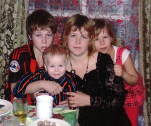 Семья Пикиных