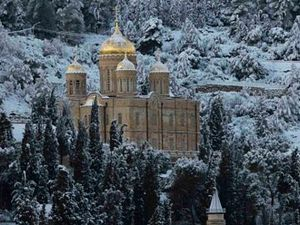 Russian Orthodox church thriving in Jerusalem