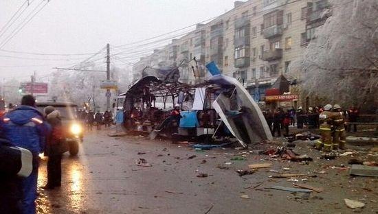 Второй теракт в Волгораде