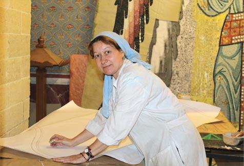 Людмила Карелина.