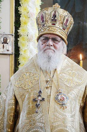 Митрополит Таллинский и всея Эстонии Корнилий