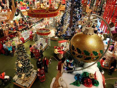 Рождественская сказка, подаренная «дядюшкой Броннером»