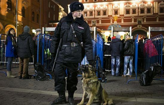 7 тыс. сотрудников МВД в Рождество Христово будут охранять храмы Москвы