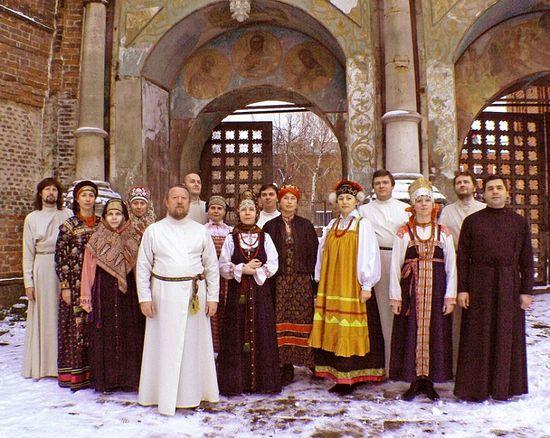 Ансамбль древнерусской духовной музыки «Сирин»
