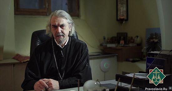 Протоиерей Владимир Вигилянский. Фото: Православие.Ru