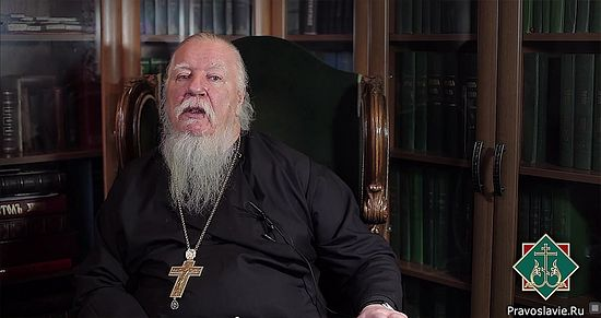 Протоиерей Димитрий Смирнов. Фото: Православие.Ru