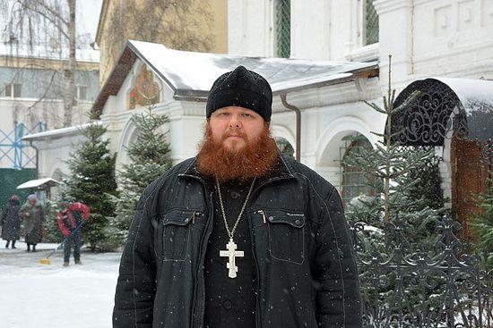Иеромонах Зосима (Мельник). Фото: А. Поспелов / Православие.Ru